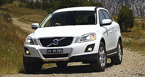 Volvo  Powering on: A full year of XC60 sales will help to lift Volvo volumes this year, along with the facelifted C30.