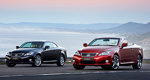 Lexus 2009 IS IS250CHeads up: Lexus has announced pricing for its new IS250C two weeks ahead of launch.