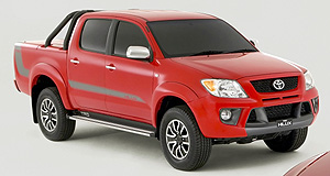 Toyota 2007 HiLux TRD - First look: Toyota reveals hottest ever HiLux