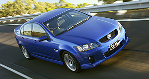 Holden 2010 Commodore Rear admirable: Australia's top-selling car for the past 13 years will continue to be developed with its current architecture for at least another decade.