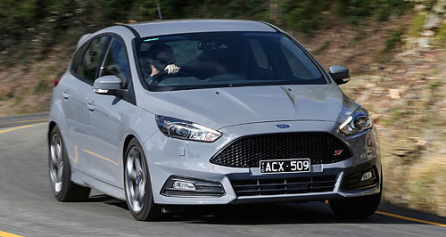 Ford  Hotter hatch: The diminutive Fiesta ST pocket rocket will receive a 24kW/80Nm boost from the Mountune performance upgrade.
