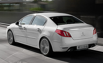 2011 Peugeot 508 GT sedan | GoAuto - something
