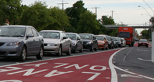 General News Technology Peak hour: Congestion can cost Australia up to $16.5 billion each year according to ITS Australia CEO Susan Harris.