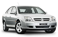 Holden2006 Vectra center image
