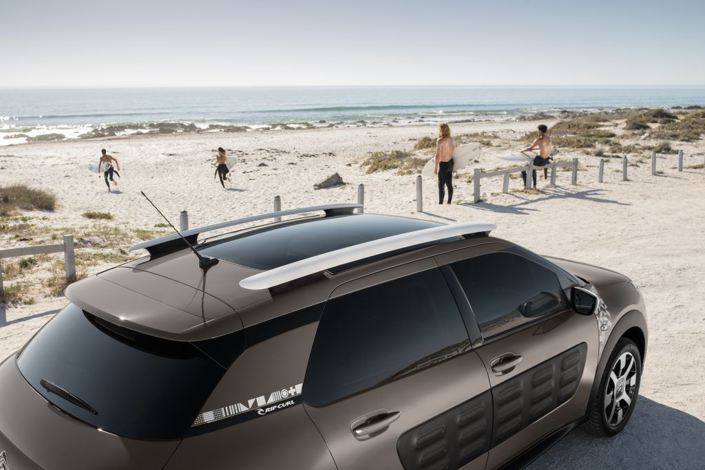 Surfs Up For Citroen C4 Cactus Goauto