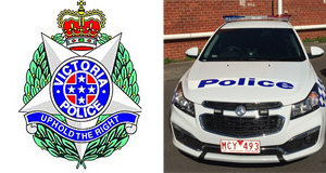 General News  Give it arrest: Victoria's smallest police car, the Holden Cruze, is about to hit the streets.