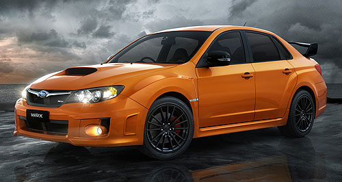 Subaru 2014 WRX Exclusive Club: The Club Spec is the latest limited-edition WRX, with Subaru confirming that the next all-new version is two years away.