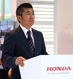 Honda2010 Insight center image