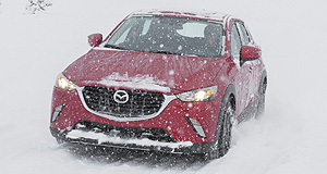 Mazda  Getting active: Mazda is hoping its i-Active all-wheel-drive system will be as recognised as systems by Subaru and Audi.