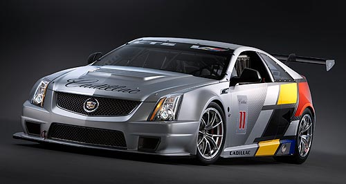 Cadillac  Caddy racer: GM's premium brand says it will use racing to prove and develop its production cars.