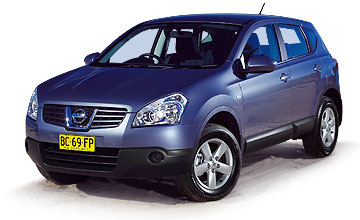 2009 Nissan Dualis 2WD 5dr wagon range Car Review