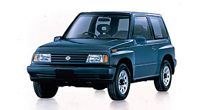 Suzuki  Pioneer: Suzuki says its Vitara set the compact SUV trend, years before the Toyota RAV4.