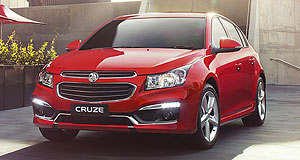 Holden Cruze Cruze off: The Holden Cruze launched in mid-2009 and production started in Australia in early 2011.
