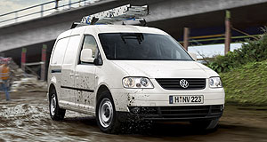 Volkswagen Caddy Maxi VanStretched: Long-wheelbase Maxi is priced $2750 higher than the Caddy.