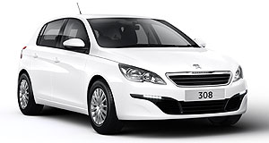 Peugeot  Egg-citing: Value-added offers on the Peugeot 308 small car plus the 2008 and 4008 compact SUVs during the month of March should bring some Easter cheer to the French brand's customers – and dealers.