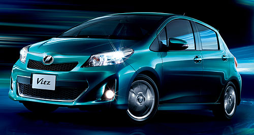 Toyota 2011 Yaris On sale elsewhere: Full pricing, details and images of Toyota's redesigned Yaris have been announced in Japan.