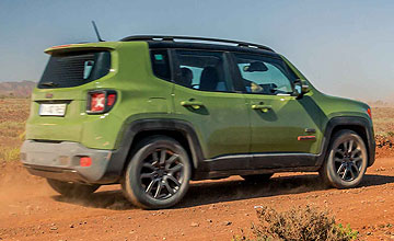 2016 jeep renegade 75th anniversary goauto our opinion. Black Bedroom Furniture Sets. Home Design Ideas
