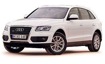 2009 Audi Q5 2.0 TFSI and 3.0 TDI Car Review