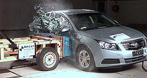 General News Safety Smashing result: Autoliv's crash test centre has found a new owner in parts-maker APV.