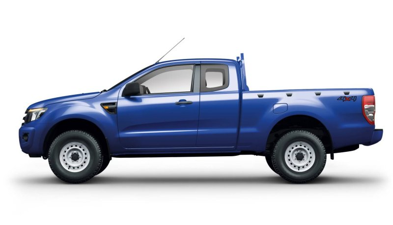 Ford Ranger Xl 4x4 Super Cab Pickup Reviews Pricing Goauto
