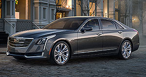 Cadillac  Coming soon: Cadillac is investing in new products before it tries to crack the Australian market.