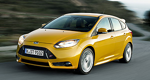 Ford Focus STSports Focus: Ford's Focus ST hot hatch will land in Australia in October this year.
