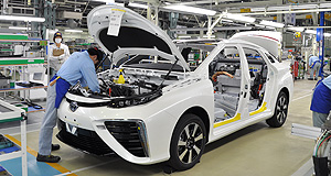 Toyota  Stop work: The explosion at the Aichi Steel manufacturing plant has caused critical materials sourcing problems for Toyota in Japan.