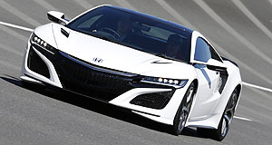 General News Events Hot laps: Honda Australia will have a presence at the MotorWorld Sydney event in November and there is a chance the all-new NSX could make an appearance.