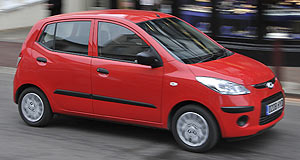 Hyundai 2011 i10 Likeable: The i10 will give its competitors a run for their money if imported to Australia.