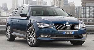 Skoda Superb rangeCzech please: The all-new Skoda Superb has arrived in Australia and stars at $39,990 plus on-roads, an $8000 increase over the outgoing base variant.