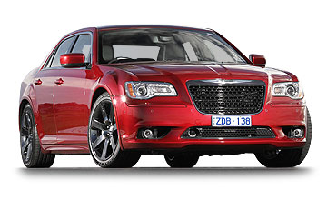 2012 Chrysler 300 range Car Review