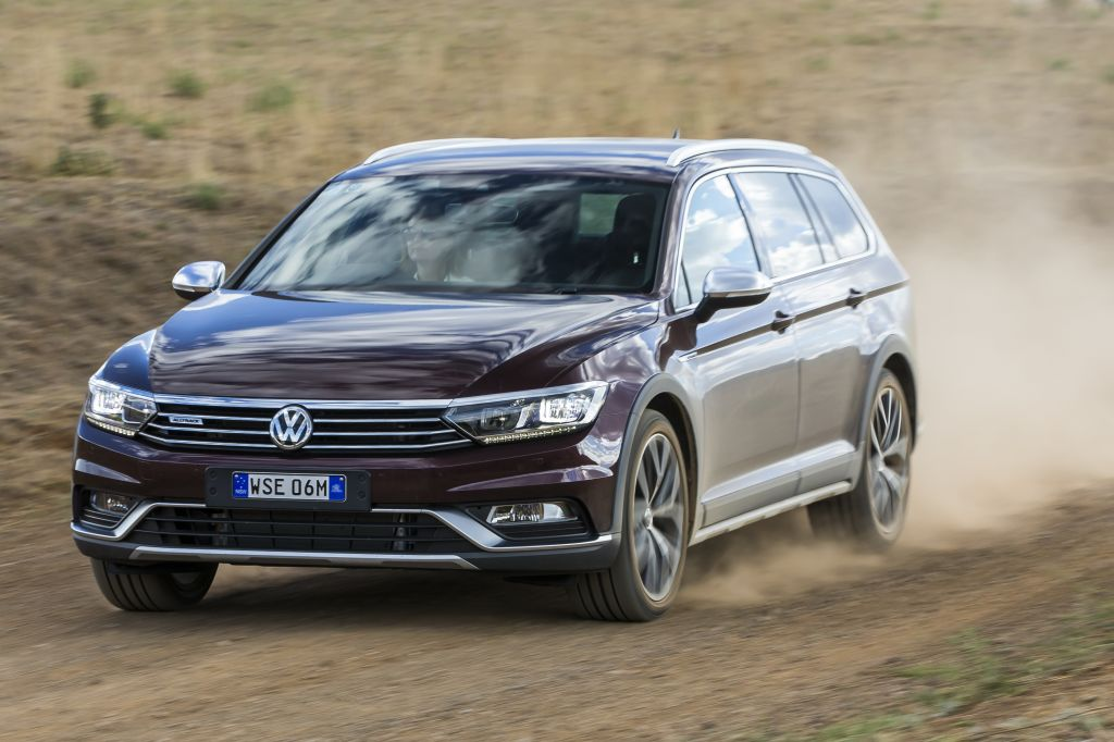 Volkswagen Passat Alltrack Wolfsburg Edition Reviews