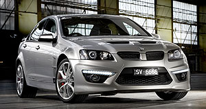 HSV ClubSport Price leader: HSV's new ClubSport has been introduced at a driveaway price of $64,990.