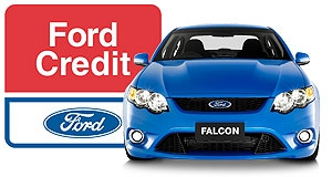 Ford  Over and out: Ford Credit has pulled out of customer financing in Australia.