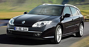 Renault Laguna Estate rangeFrench cut: Renault trims Laguna prices to stimulate sales.