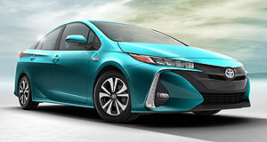 Toyota 2017 Prius PrimePrime time: Toyota's new plug-in Prius Prime brings new advances in hybrid tech to the US market, but was not the expected sports model.