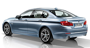 BMW 2013 5 Series ActiveHybridHybrid hope: BMW Australia has its fingers crossed for a right-hand drive 5 Series hybrid.
