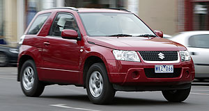 Suzuki  Upgraded: 2009 Grand Vitara comes with a host of mechanical changes.