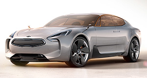 "Kia 2014 GT Svelte: The GT sport sedan has been described by the company's chief design officer Peter Schreyer, as ""exactly the kind of car Kia should be making""."