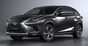 Lexus 2018 NX Spot the difference: The Lexus NX has only undergone minor visual tweaks that retain the look of the original that launched in Australia in 2014.