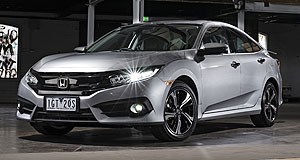 Honda  Brand builder: Honda believes its next-gen Civic will be popular and will help rebuild brand perception.