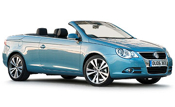 2007 Volkswagen Eos TFSI coupe-cabriolet Car Review