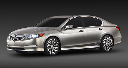 Honda 2014 Legend Under the skin: New technologies to make their debut in the Acura RLX are also expected in the car's mechanical twin in Japan, Europe and Australia, the Honda Legend.