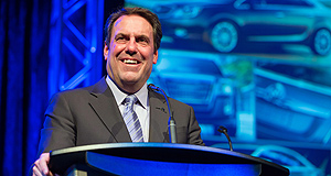 General Motors  EV defence: GM's Mark Reuss speaks at the World Automotive Congress where he painted a positive picture for electric vehicles.