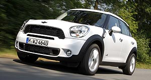 Mini Countryman Slashed: Mini has lopped a large chunk of change from its pcoket-sized Countryman crossover range.