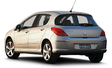 2008 peugeot 308 5dr hatch range goauto our opinion. Black Bedroom Furniture Sets. Home Design Ideas