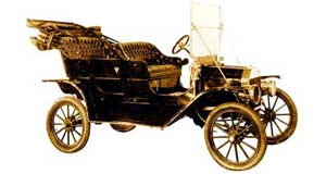 Ford  Revolutionary: The Model T represents a significant milestone in the manufacture of automobiles.