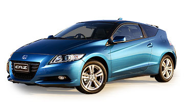 2011 Honda CR-Z Sport coupe Car Review