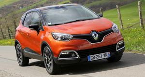 Renault  Tweak time: Renault's diesel engine recall on Captur is confined to Europe as only petrol variants are sold in Australia.