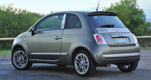 Fiat 500 DieselChic: The latest special-edition Fiat 500 may be Diesel-badged, but it still runs on petrol.